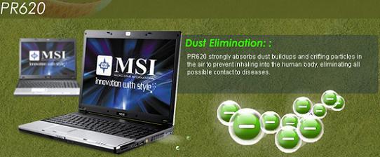 MSI PR620