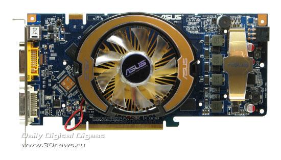 Grafika Asus EN8800GT 512MB GDDR3