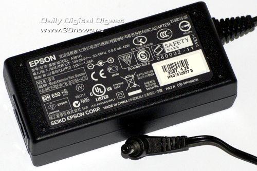 БП Epson PictureMate PM290