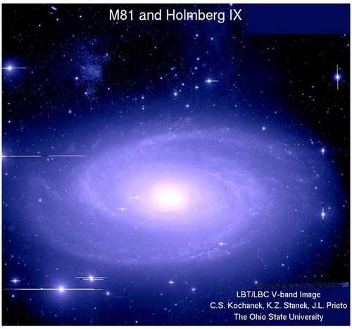 Галактика M81
