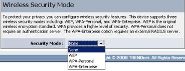 TEW-630APB, безопасность беспроводной сети.