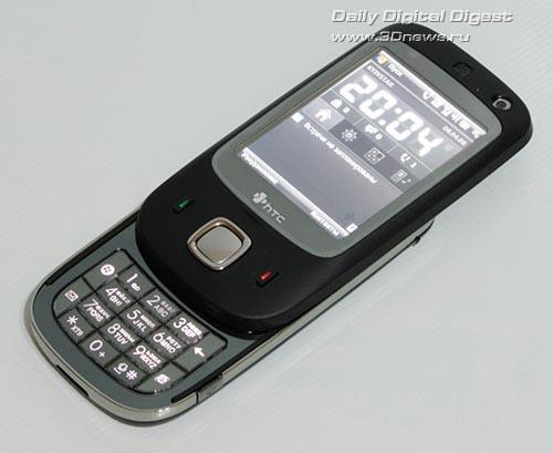 HTC Touch Dual. Вид общий.