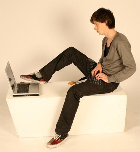 Цифровые джинсы
