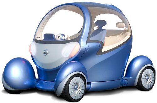 Автомобиль-робот Pivo 2 в Китае