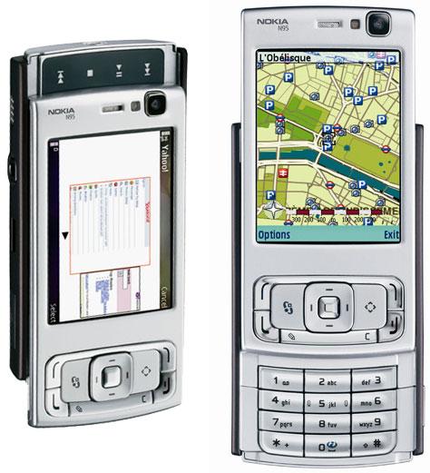 Свистящие Nokia N95: расследование 3DNews