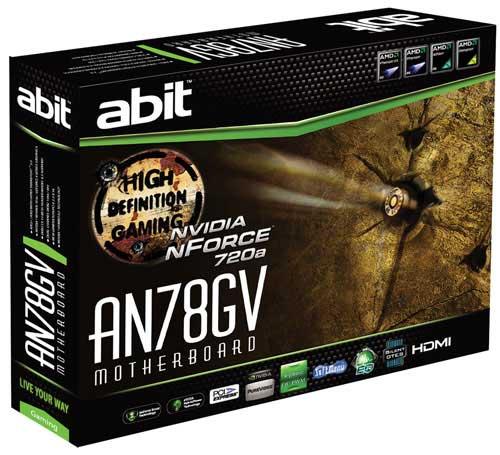 abit AN78GV