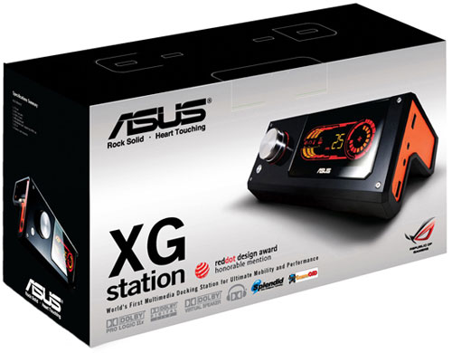 ASUS XG Station