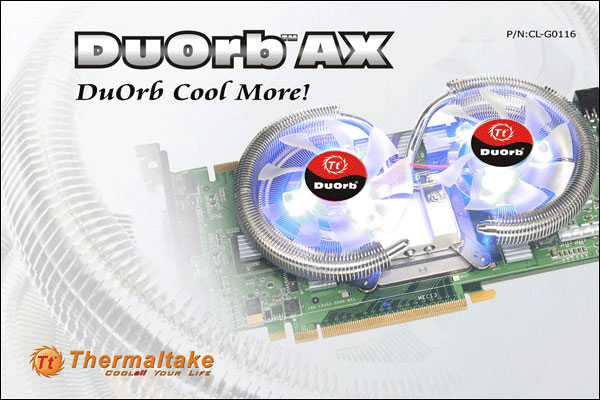 Thermaltake DuOrb AX