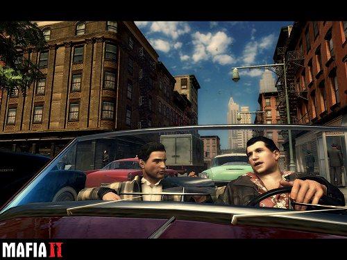 Несколько новых скриншотов Mafia 2