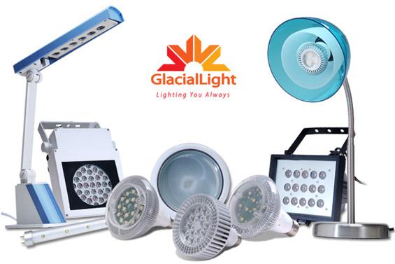 GlacialLight - теперь свет выглядит иначе