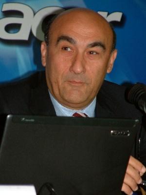 Президент Acer Inc. г-на Джанфранко Лянчи (Gianfranco Lanci)