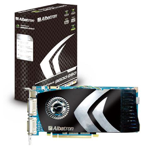 Albatron 9600GSO-384X