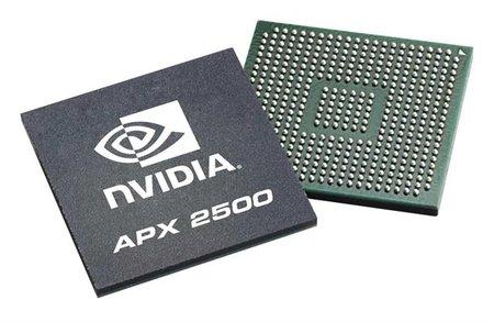 Новость дня: NVIDIA Tegra официально