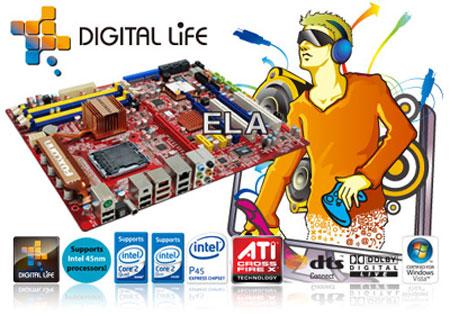 Foxconn DigitalLife ELA