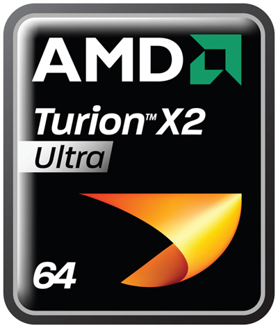 AMD Turion X2 Ultra Logo