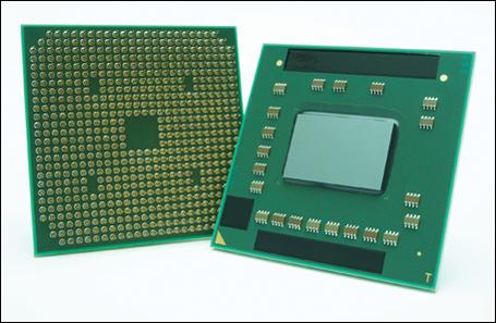AMD Turion X2 Ultra Dual-Core Mobile Processor