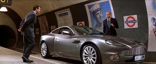Штучки агента 007: Невидимый автомобиль