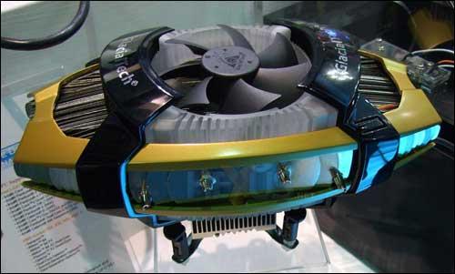 GlacialTech UFO V51