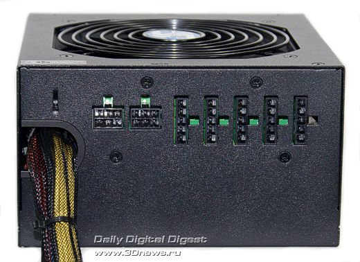 Система кабелей Seasonic SS-500GM серии M12II