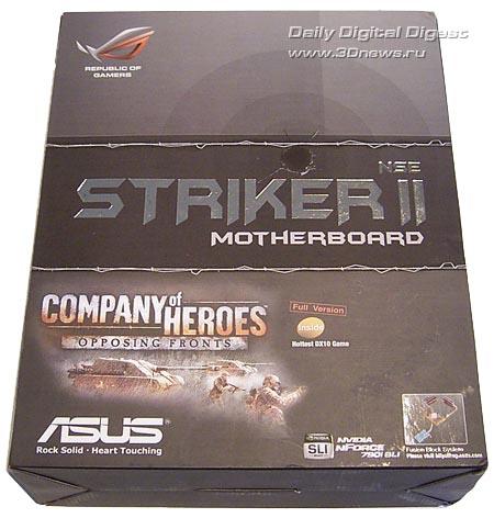 ASUS Striker II NSE