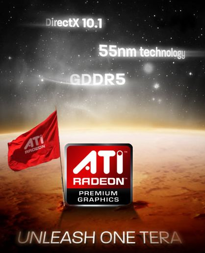 AMD FireStream 9250: один терафлоп на одном процессоре