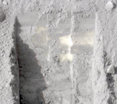 Лёд на Марсе