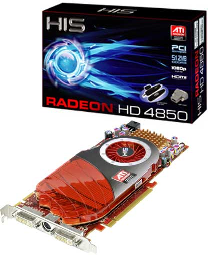 HIS HD 4850