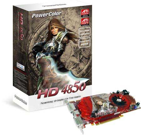 PowerColor HD 4850