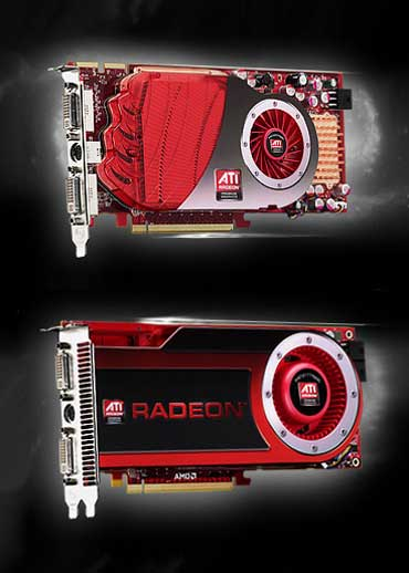 ATI Radeon HD 4800 Series Graphics Cards