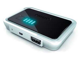 Philips Power2Charge - альтернатива розетке всегда и везде