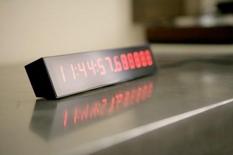 Самые быстрые часы в мире