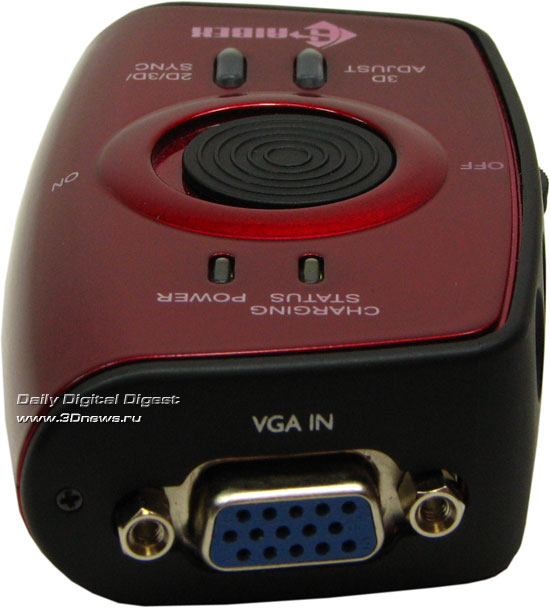 VGA-разъем.