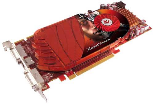 XpertVision Radeon HD 4850