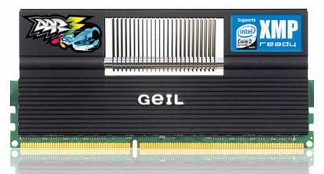 GeIL DDR3-1600 EVO One Series Memory Module