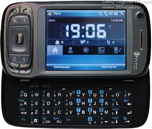 HTC TyTN II. Клавиатурный блок
