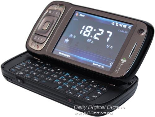 HTC TyTN II. Вид общий
