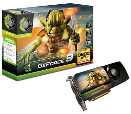 Point of View GeForce 9800 GTX+