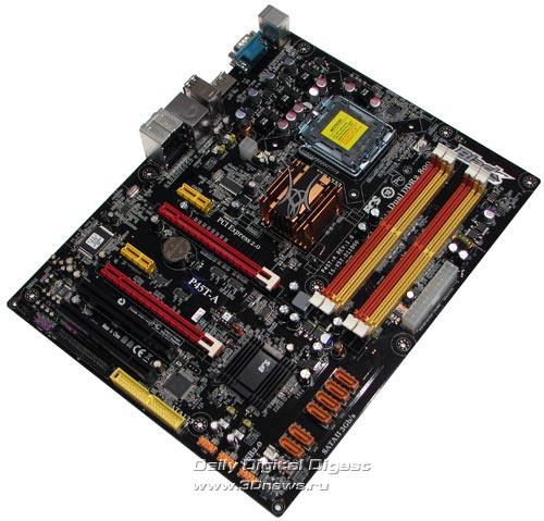 ECS P45T-A