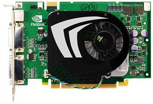 NVIDIA GeForce 9500 GT GDDR3
