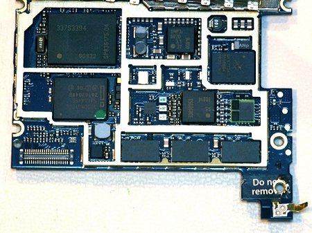 iPhone 3G разобрали