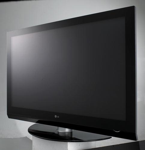 LG PG6000 - лист черного стекла с контрастностью 1000000:1
