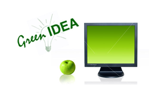 Green idea monitor