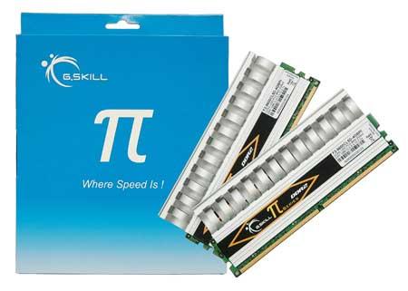 G.Skill PI Series DDR2-1200 CL5 4GB Memory Kit