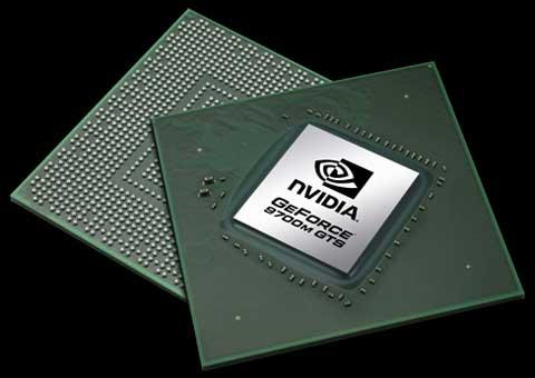 NVIDIA GeForce 9700M GTS