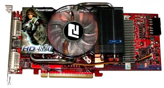 PowerColor HD 4870 PCS OC 1GB