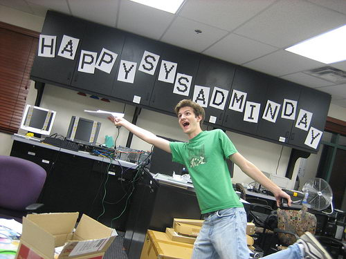 Happy Sysadmin