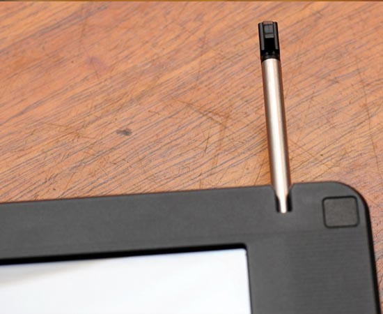 Fujitsu Lifebook U2010 5