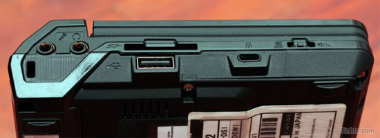 Fujitsu Lifebook U2010 8