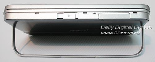 Nokia N810. Вид снизу
