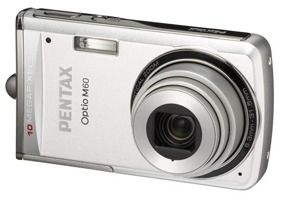 Pentax Optio M60 и Е60: фотокамеры на все случаи жизни